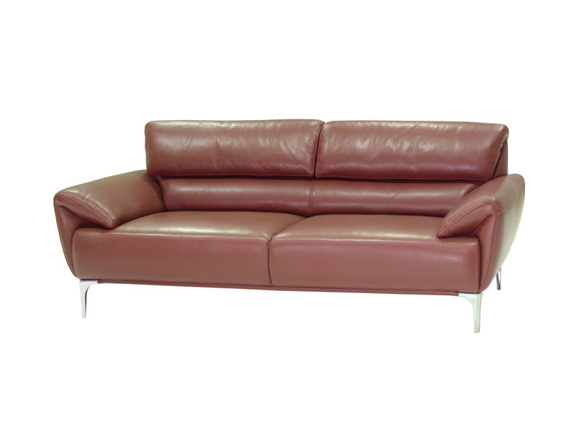 European Leather Sofa